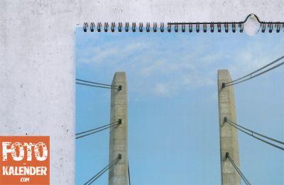 Bei Foto-Kalender.com ist auch Randlosdruck der Fotos möglich.