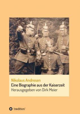 """""""Nikolaus Andresen"""" von Dirk Meier"""