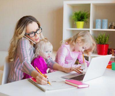 Unterstützung für Mitarbeitende mit Kindern