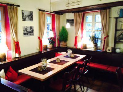 Restaurant Tauberquelle Stuttgart City