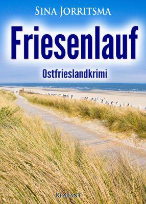 """Ostfrieslandkrimi """"Friesenlauf"""" von Sina Jorritsma (Klarant Verlag, Bremen)"""
