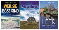 Ostfrieslandkrimi -Taschenbücher aus dem Klarant Verlag
