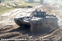 T-72 Kettenpanzer von www.panzerfahrschule.de