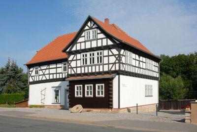 Die Veit-Bach-Mühle ist eine von zwei besonders sehenswerten Bach-Locations in Wechmar, einem der Bach-Orte.