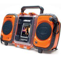 Eco Terra Boombox - wasserdichtes Audio Case (c) radbag