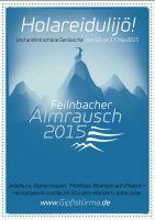 Feilnbacher Almrausch 2015