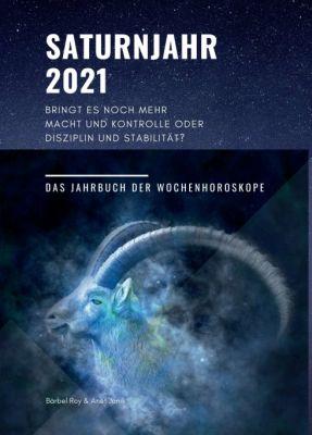 """""""Saturnjahr 2021"""" von Bärbel Roy"""