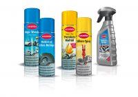 Sauber in den Fahrrad-Sommer - mit Pflege- und Reinigungsmitteln von Caramba