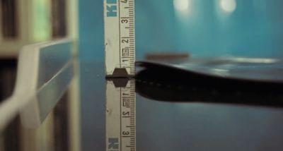 Verwellte LPs werden begradigt, auch Härtefälle