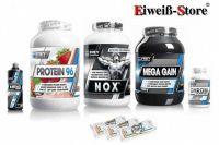 Trainingspläne Bodybuilding, Eiweisspulver und Nutrition im Eiweiß Store