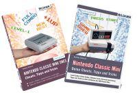 Die beiden inoffiziellen Handbücher zum SNES Mini und NES Mini