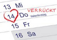 Mit verrückten Ideen zum Valentinstag beglücken