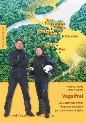 Cover Vogelfrei, Copyright traveldiary.de