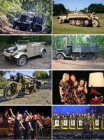 Wheels & Tracks - Living Legends