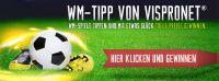 Mitmachen & gewinnen - der Vispronet® WM-Tipp.