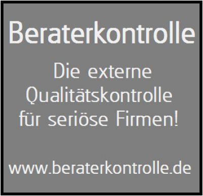 Die externe Qualitätskontrolle für seriöse Firmen