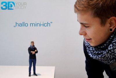 3D-Figuren sind aktuell das Hauptprodukt der 3DyourBody GmbH