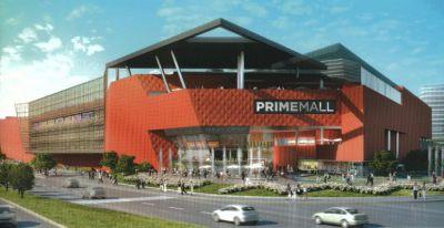Prime Development investiert rund 125 Millionen Euro in die im Bau befindliche Prime Mall Gaziantep