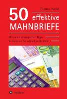 """50 effektive Mahnbriefe"" von Thomas Wedel"