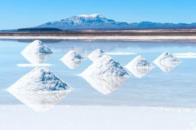 Lithium-Salar in Kolumbien; Quelle: Depositphotos