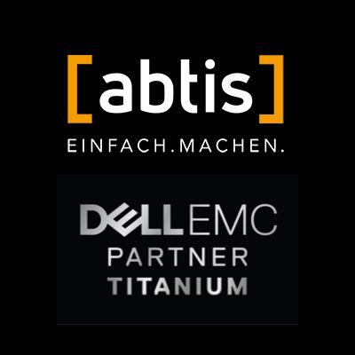 abtis gehört zu den Top-Partnern von Dell EMC in Deutschland