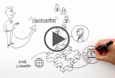 Viele kleine Erklärvideos bilden die neue Werbekampagne des Identcenters