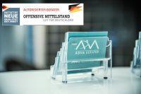 ADVA BERATER zertifiziert als Berater der Offensive Mittelstand