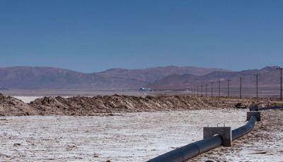 Das Lithiumprojekt Cauchari; Foto: Advantage Lithium