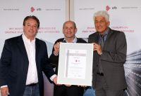 afb erhält ISO/IEC 27001 Zertifizierung für höchste Sicherheitsstandards