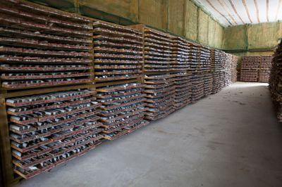 Diamantkernbohrloager Treasury Metals