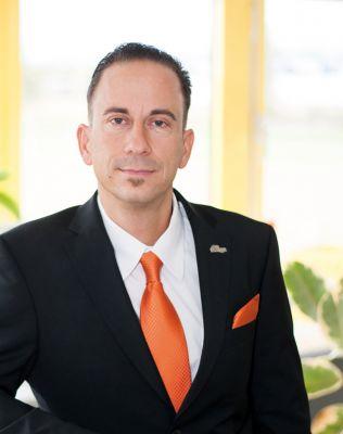 Boris Beermann, Vorstand der AMEXPool AG (Foto: Dirk Dölker)