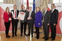 """""""Arbeitsplätze durch Innovation"""": Felder Gruppe als Landessieger ausgezeichnet"""