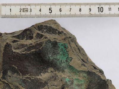 Quelle: Aurania Resources (Copper mineralization 2.97 % C)