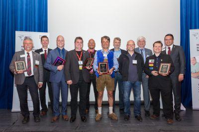 Auszeichnung für 5 Jahre erfolgreiche Mitgliedschaft