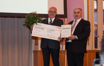 """ISOGON Fenstersysteme - Sieger in Kategorie """"B   Unternehmen mit 0 bis 50 Beschäftigten"""""""