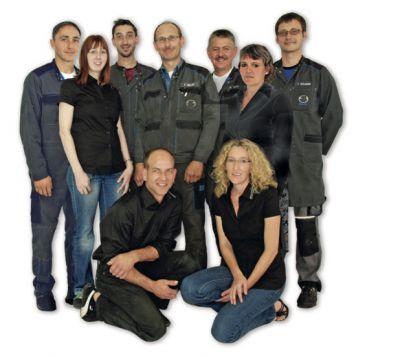 Das Team von Auto Werk Kunze