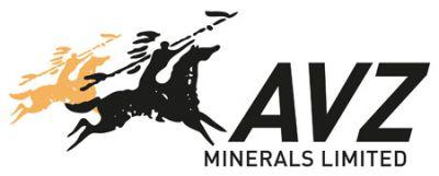 Logo der AVZ Minerals; Quelle: AVZ Minerals