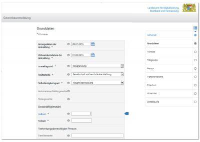 Der Formularserver cit intelliForm Server ist beim IT-DLZ des Freistaats Bayern im Einsatz.