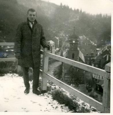 Berthold Schadek und Markus Berendes.