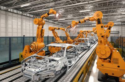 Roboter sind hochprofitabel - Investments in die Robotertechnologie ebenfalls