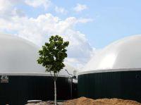 Biogasanlage Thierbach