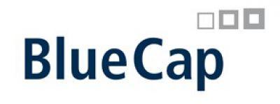 Blue Cap Logo