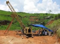 Bohrung bei Brazil Resources