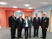 Heinz Leymann (IfKom),Reinhold Sendker (MdB),Doreen Blume,Wolfgang Bosbach (MdB),Reinhard Genderka (IfKom),Wilfried Grunau (ZBI) (