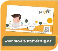 Fitness-Gutschein