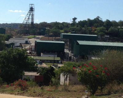 Blanket Mine Caledonia Mining