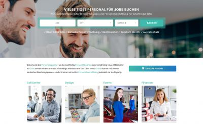 Caluma ist die Personalagentur, wo Sie kurzfristig Personal buchen oder langfristig neue Mitarbeiter für Jobs vermittelt bekommen.