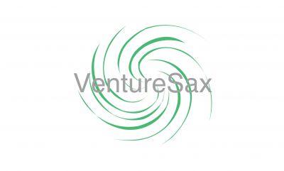 "Logo ""VentureSax"""