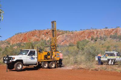 Altona Mining Erkundungsbohrungen auf Cloncurry Projekt in Australien