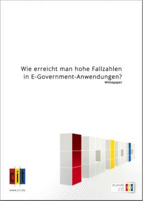 Neues Whitepaper der cit erläutert Voraussetzungen für erfolgreiche E-Government-Anwendungen